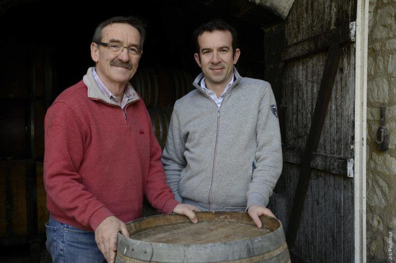 Bernard et Matthieu Baudry